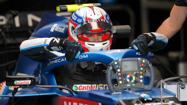 Esteban Ocon - Alpine - Formel 1 - GP Niederlande - Zandvoort - 2. September 2021