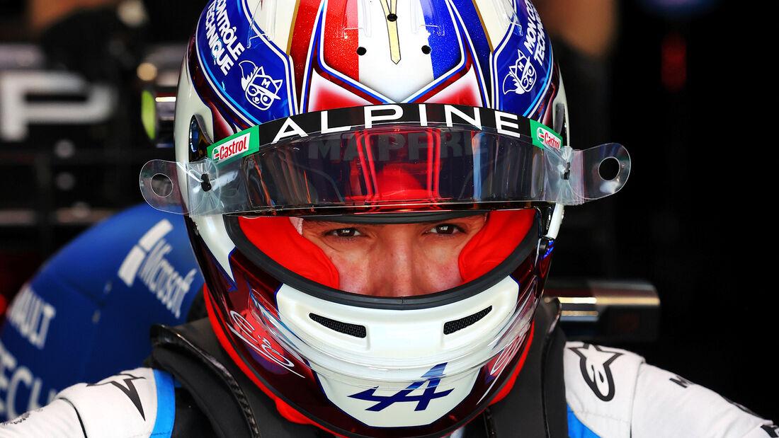 Esteban Ocon - Alpine - GP Frankreich - Le Castellet - Paul Ricard Circuit - 18. Juni 2021