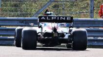 Esteban Ocon - Alpine - GP Niederlande - Zandvoort - Formel 1 - 3. September 2021