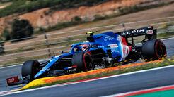 Esteban Ocon - Alpine - GP Portugal - Portimao - 1. Mai 2021