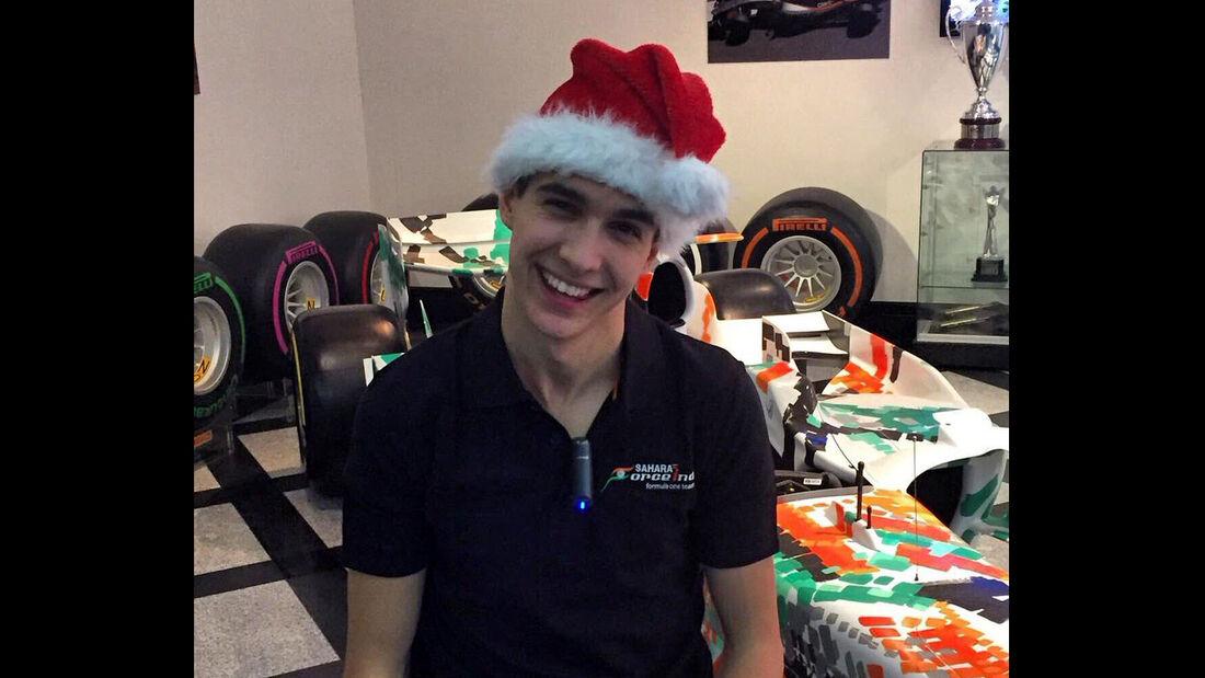 Esteban Ocon - F1- 2017