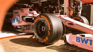 Esteban Ocon - Force India - Formel 1 - GP Spanien - 12. Mai 2017