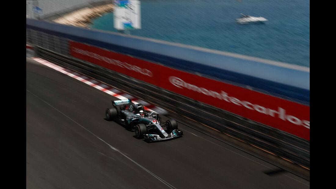 Esteban Ocon - Force India - GP Monaco - Formel 1 - Samstag - 26.5.2018