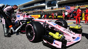 Esteban Ocon - Force India - GP USA 2017 - Austin
