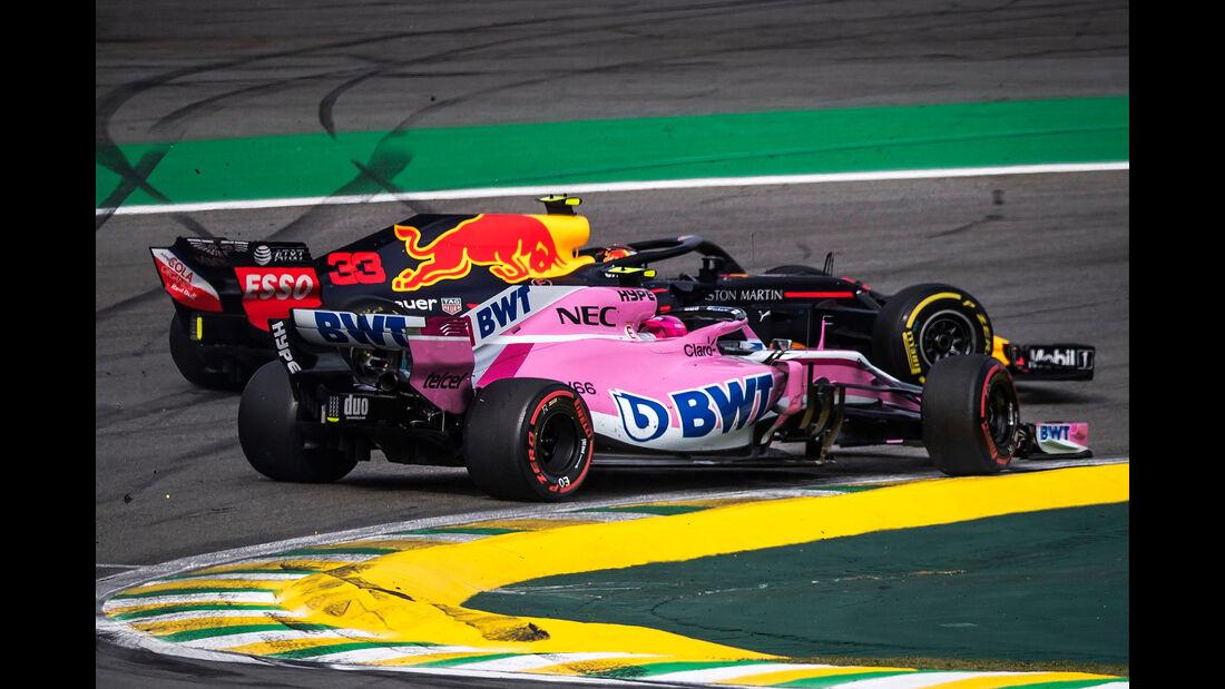 Esteban Ocon - Formel 1 - GP Brasilien 2018
