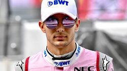 Esteban Ocon - Formel 1 - GP Italien 2018