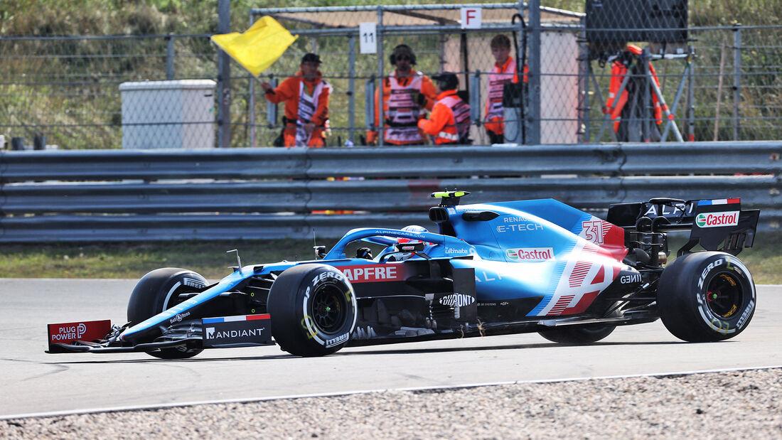 Esteban Ocon - Formel 1 - GP Niederlande - Zandvoort - 2021