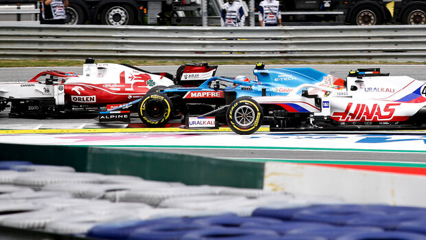 Esteban Ocon - Formel 1 - GP Österreich 2021