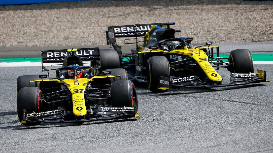 Esteban Ocon - Formel 1 - GP Steiermark - Österreich - 2020