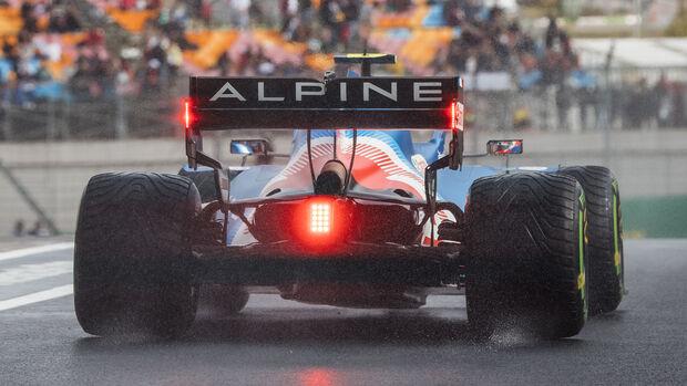 Esteban Ocon - Formel 1 - GP Türkei - Istanbul - 2021