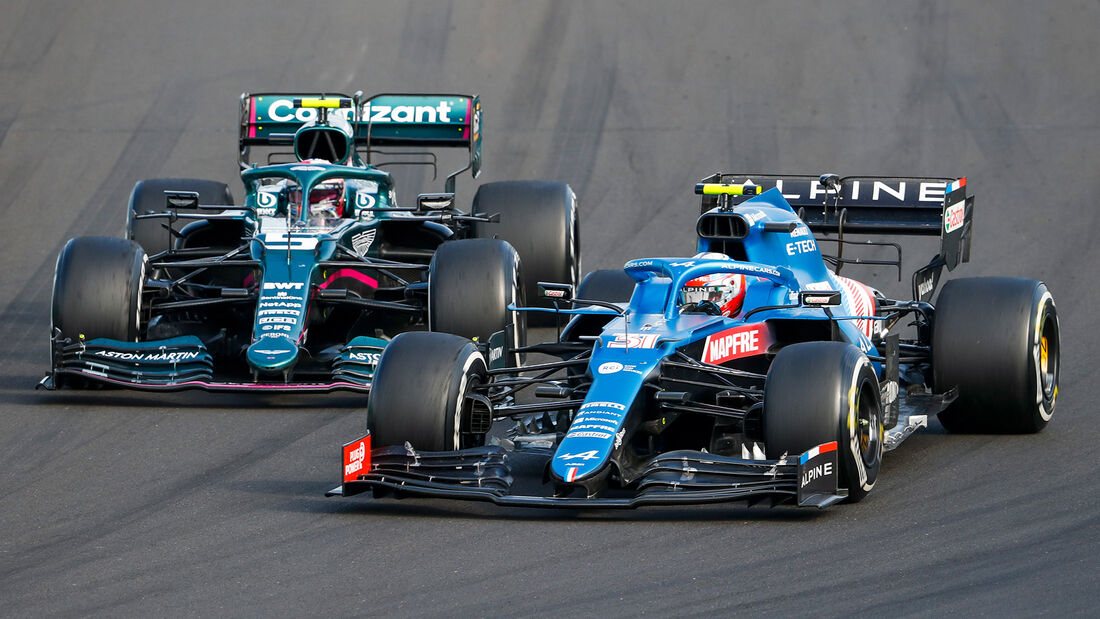 Esteban Ocon - Formel 1 - GP Ungarn 2021