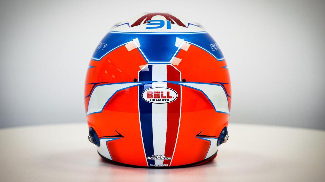 Esteban Ocon - Formel 1 - Helm - 2021