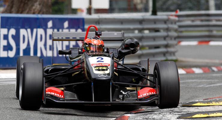 Esteban Ocon - Formel 3 EM - Pau 2014
