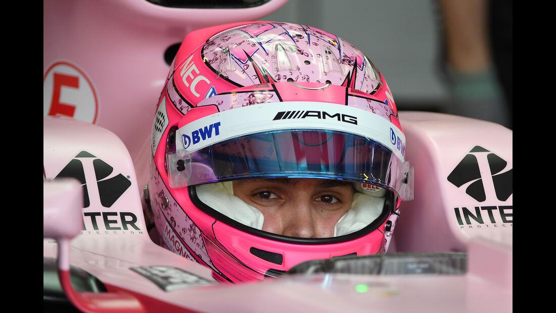 Esteban Ocon - GP Australien 2017