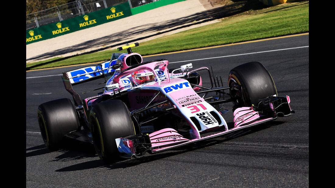 Esteban Ocon - GP Australien 2018