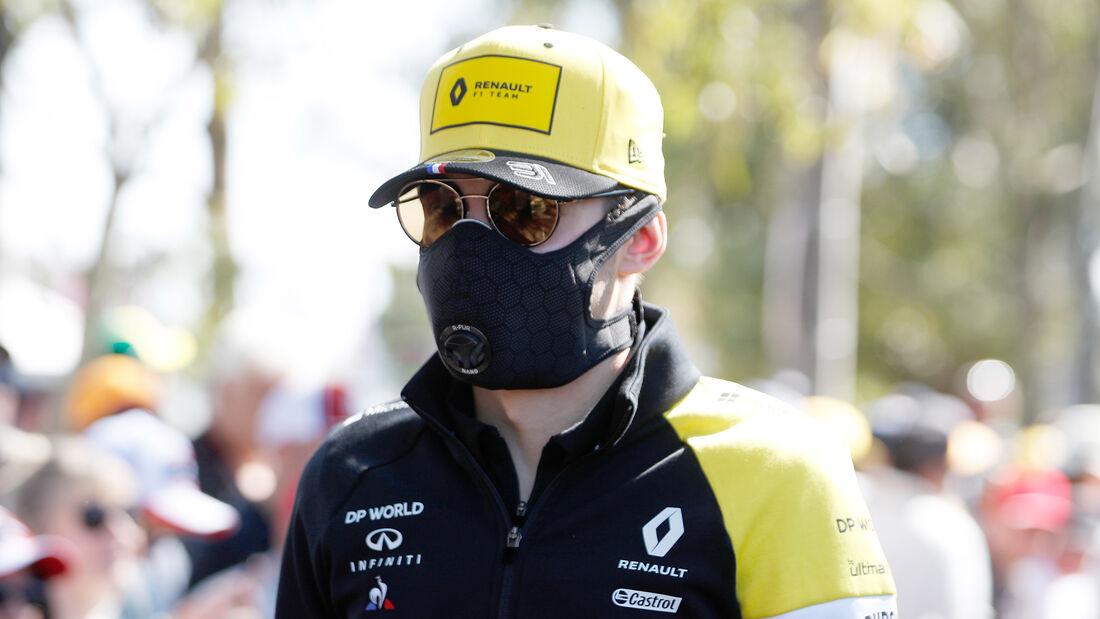 Esteban Ocon - GP Australien 2020