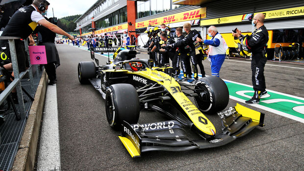 Esteban Ocon - GP Belgien 2020