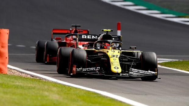 Esteban Ocon - GP England 2020