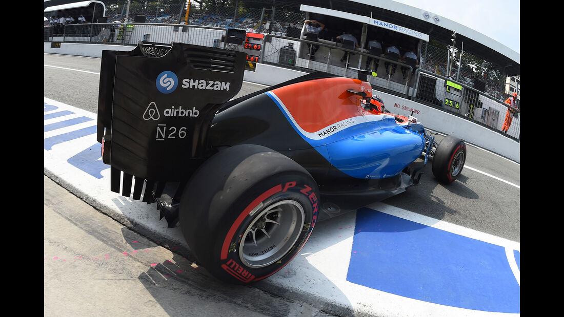 Esteban Ocon - GP Italien 2016