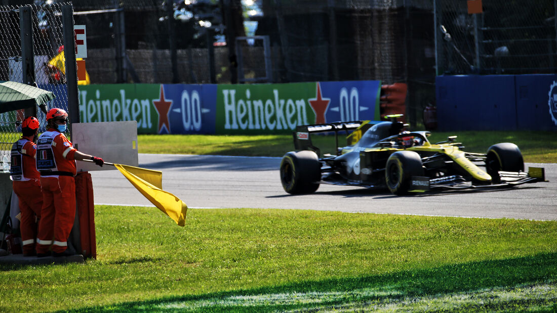 Esteban Ocon - GP Italien 2020