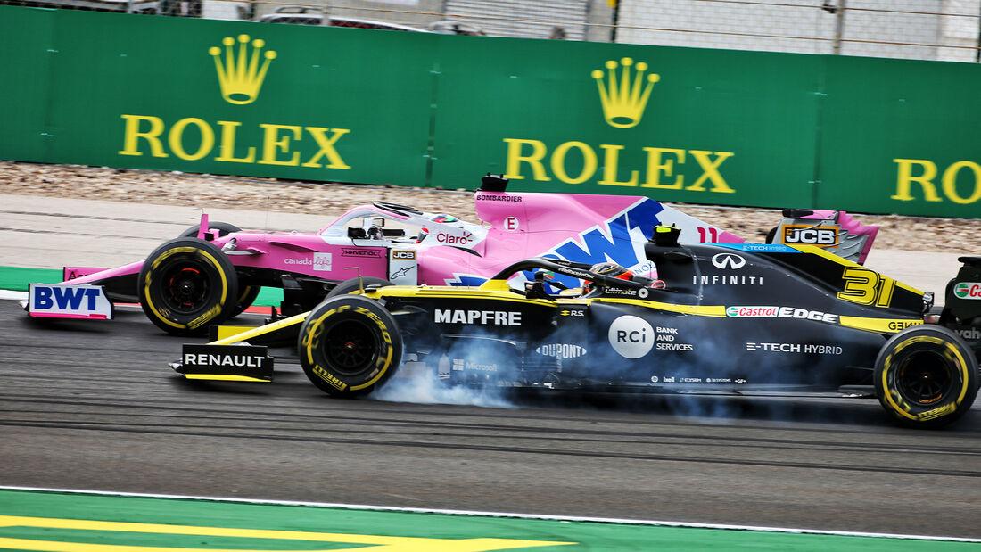 Esteban Ocon - GP Portugal 2020