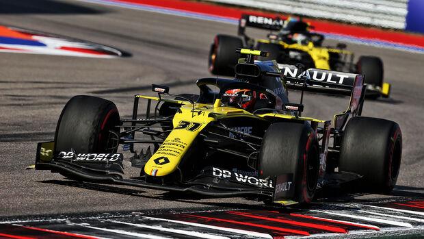 Esteban Ocon - GP Russland - Sotschi - Formel 1 - 2020