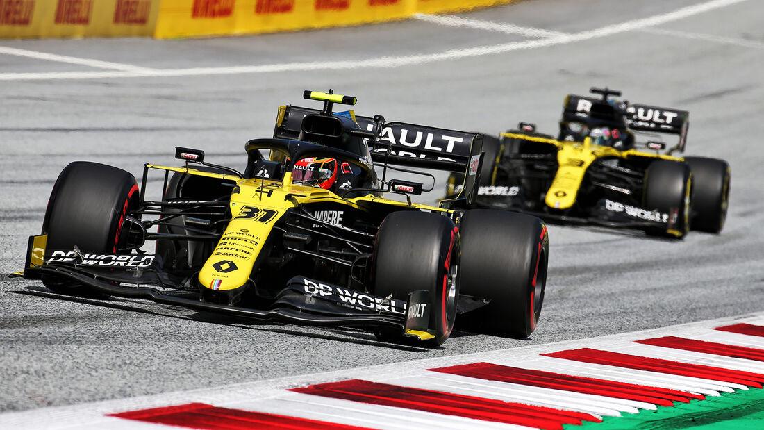 Esteban Ocon - GP Steiermark - Österreich 2020