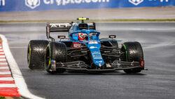 Esteban Ocon - GP Türkei 2021