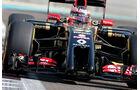 Esteban Ocon - Lotus - Formel 1 - GP Abu Dhabi - 21. November 2014