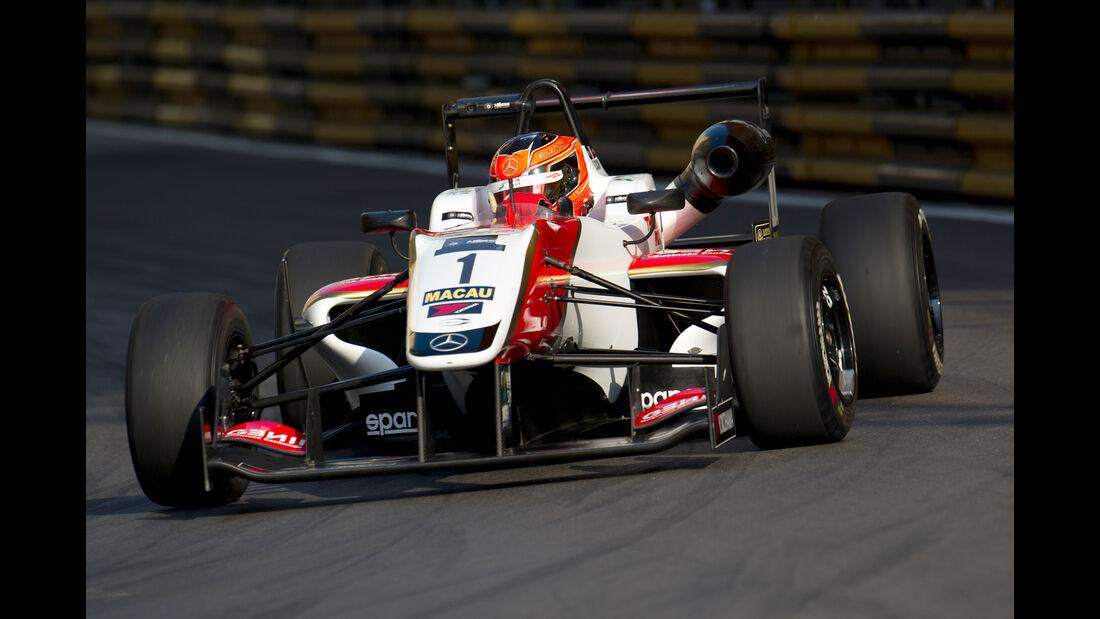 Esteban Ocon - Macau Grand Prix 2014