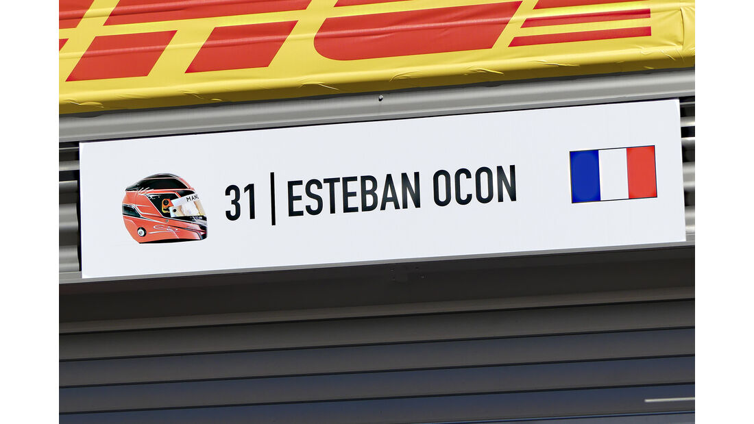 Esteban Ocon - Manor - Formel 1 - GP Belgien - 24. August 2016