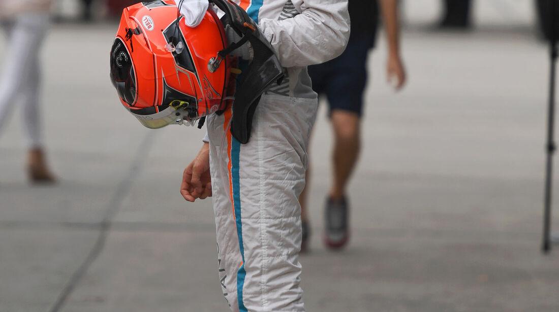 Esteban Ocon - Manor - Formel 1 - GP Malaysia - Qualifying - 1. Oktober 2016