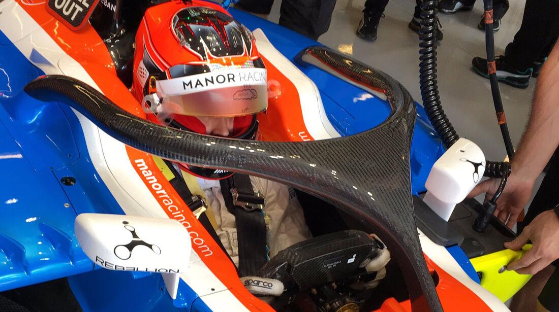 Esteban Ocon - Manor - Formel 1 - GP USA - Austin - 20. Oktober 2016