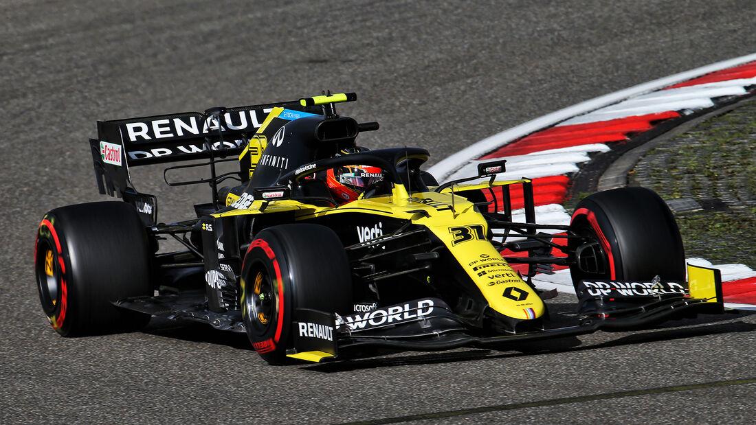 Esteban Ocon - Nürburgring - Eifel Grand Prix - 2020