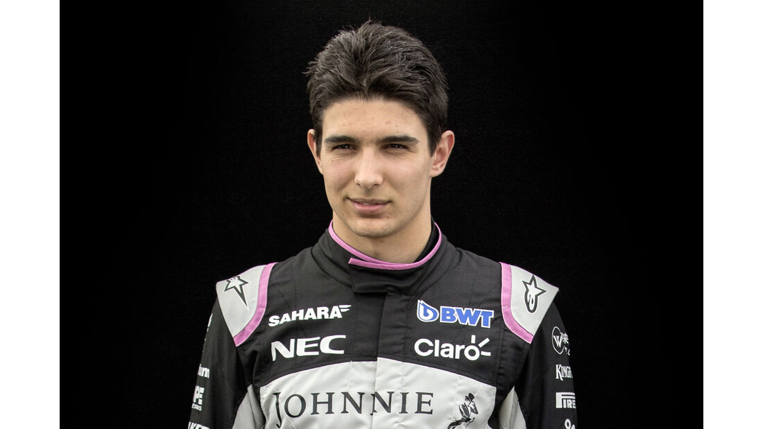 Esteban Ocon - Porträt - Formel 1 - 2017