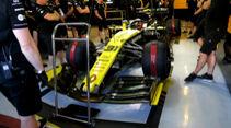 Esteban Ocon - Renault - F1-Test - Abu Dhabi - 3. Dezember 2019