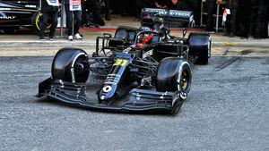 Esteban Ocon - Renault - F1-Test - Barcelona - 19. Februar 2020