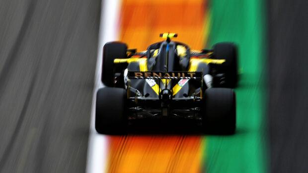 Esteban Ocon - Renault - Formel 1 - GP Belgien - Spa-Francorchamps - 28. August 2020