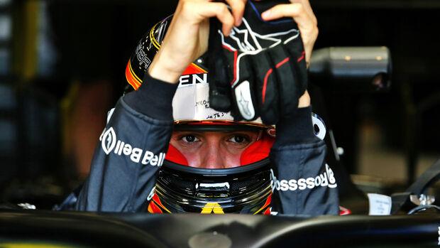 Esteban Ocon - Renault - Formel 1 - GP Belgien - Spa-Francorchamps - Donnerstag - 27. August 2020