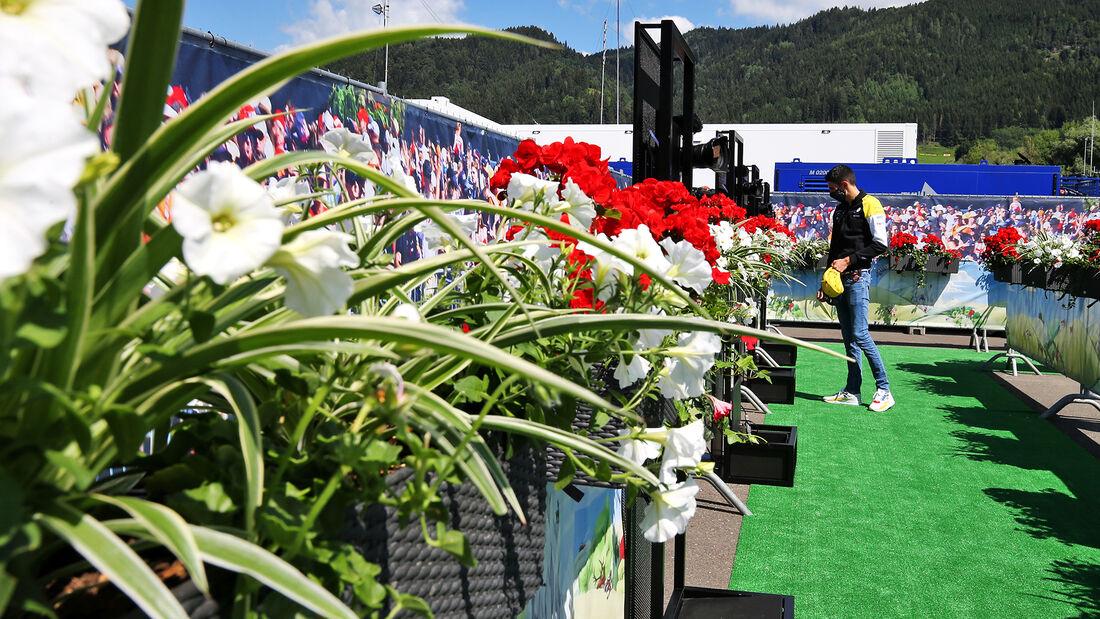 Esteban Ocon - Renault - Formel 1 - GP Österreich - 4. Juli 2020