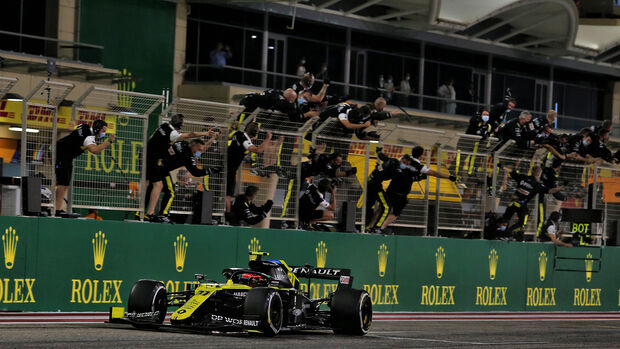 Esteban Ocon - Renault - GP Bahrain 2020 - Sakhir