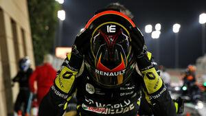 Esteban Ocon - Renault - GP Sakhir 2020 - Bahrain - Rennen