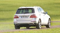 Euro-6-Neuzulassungen, Mercedes M-Klasse