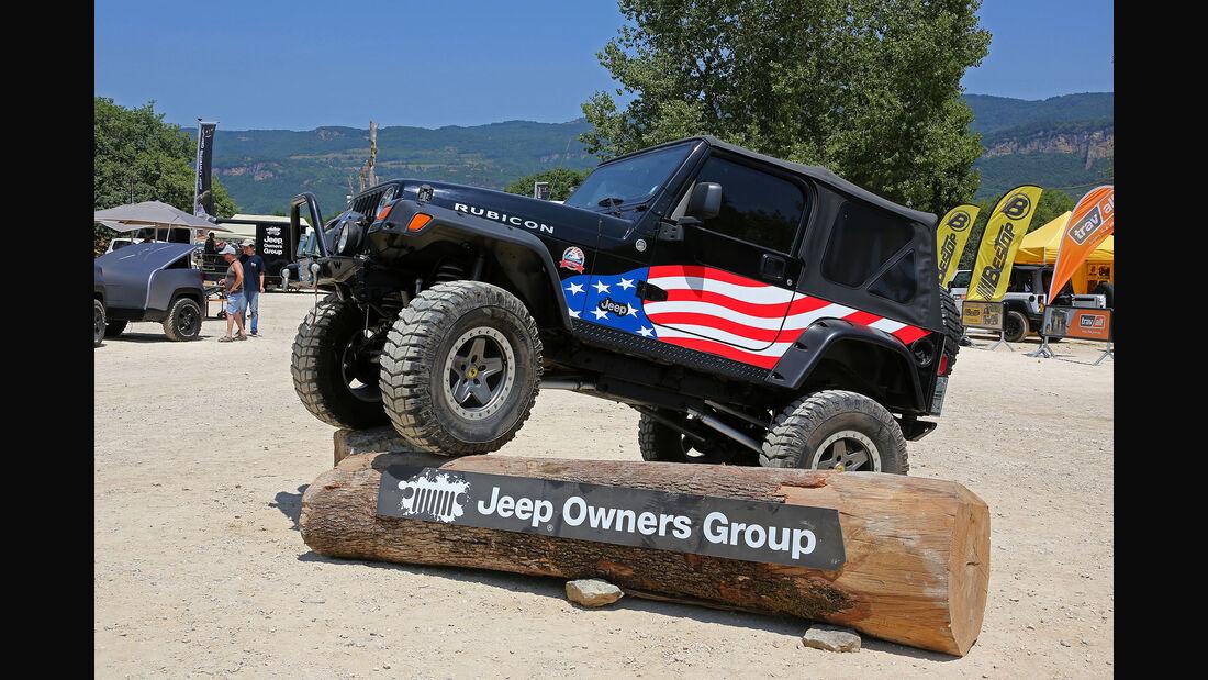 Euro Jeep Camp 2015 Frankreich