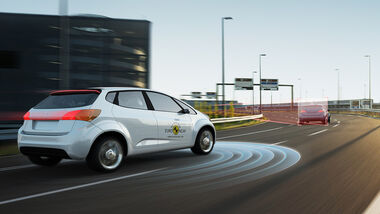 Euro NCAP 2020 Assisted Driving Tests