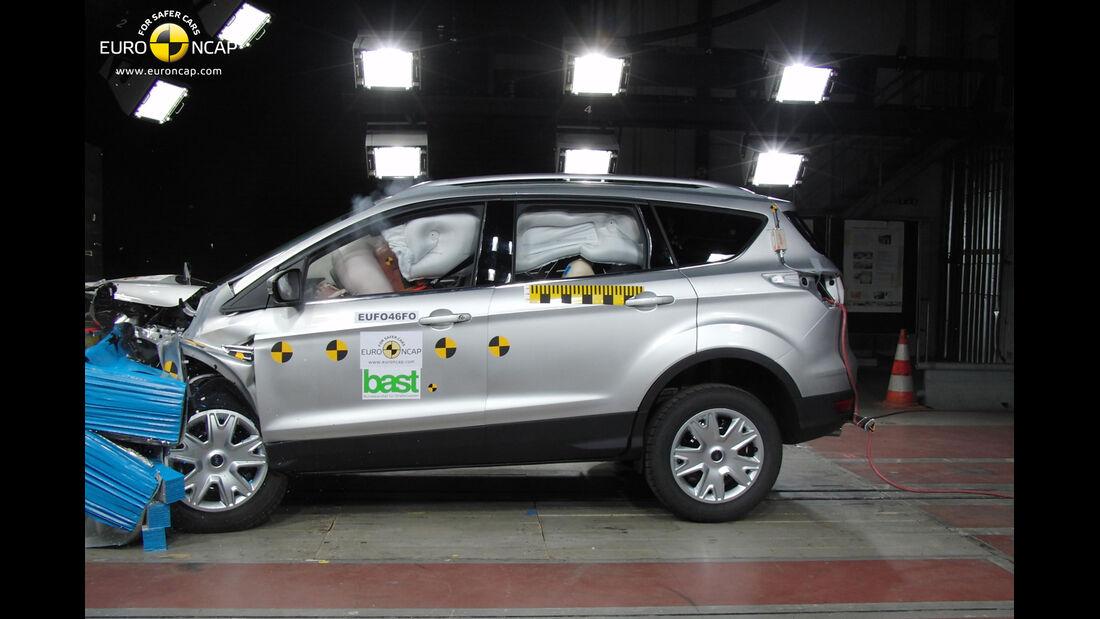 Euro NCAP - Crashtest