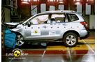 Euro NCAP - Crashtest Subaru Forester