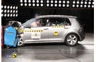 Euro NCAP - Crashtest VW GOLF 7