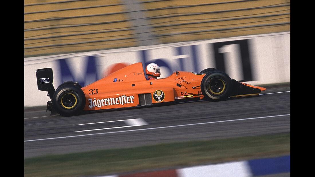 EuroBrun - 1989 - GP Deutschland - Formel 1