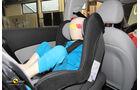 EuroNCAP-Crahtest Audi A3 Child